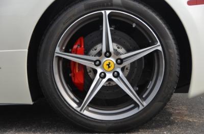 Used 2013 Ferrari 458 Spider Used 2013 Ferrari 458 Spider for sale $299,900 at Cauley Ferrari in West Bloomfield MI 13