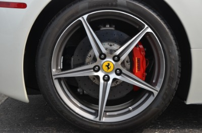 Used 2013 Ferrari 458 Spider Used 2013 Ferrari 458 Spider for sale $299,900 at Cauley Ferrari in West Bloomfield MI 15