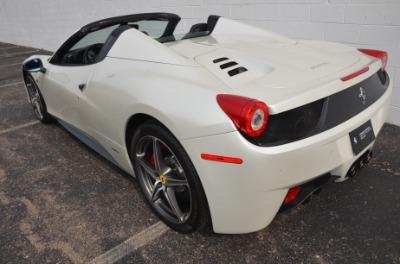 Used 2013 Ferrari 458 Spider Used 2013 Ferrari 458 Spider for sale $299,900 at Cauley Ferrari in West Bloomfield MI 65