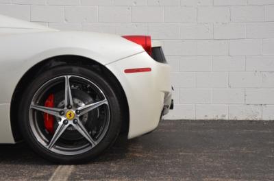 Used 2013 Ferrari 458 Spider Used 2013 Ferrari 458 Spider for sale $299,900 at Cauley Ferrari in West Bloomfield MI 74