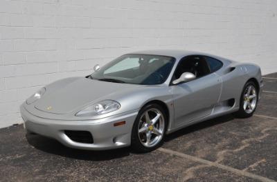 Used 1999 Ferrari 360 Modena Used 1999 Ferrari 360 Modena for sale Sold at Cauley Ferrari in West Bloomfield MI 10