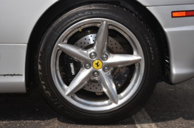 Used 1999 Ferrari 360 Modena Used 1999 Ferrari 360 Modena for sale Sold at Cauley Ferrari in West Bloomfield MI 13