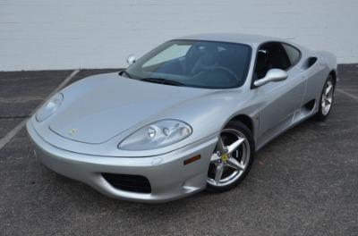 Used 1999 Ferrari 360 Modena Used 1999 Ferrari 360 Modena for sale Sold at Cauley Ferrari in West Bloomfield MI 45