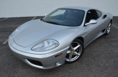 Used 1999 Ferrari 360 Modena Used 1999 Ferrari 360 Modena for sale Sold at Cauley Ferrari in West Bloomfield MI 46