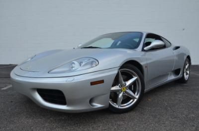 Used 1999 Ferrari 360 Modena Used 1999 Ferrari 360 Modena for sale Sold at Cauley Ferrari in West Bloomfield MI 47