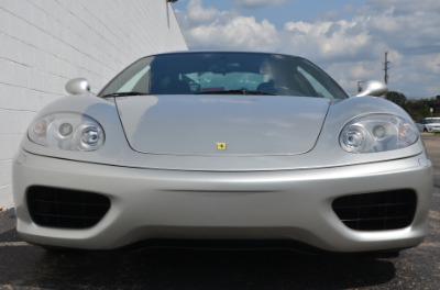 Used 1999 Ferrari 360 Modena Used 1999 Ferrari 360 Modena for sale Sold at Cauley Ferrari in West Bloomfield MI 48