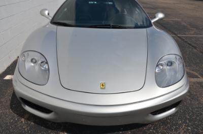 Used 1999 Ferrari 360 Modena Used 1999 Ferrari 360 Modena for sale Sold at Cauley Ferrari in West Bloomfield MI 49
