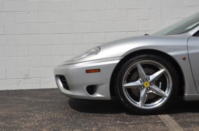 Used 1999 Ferrari 360 Modena Used 1999 Ferrari 360 Modena for sale Sold at Cauley Ferrari in West Bloomfield MI 52