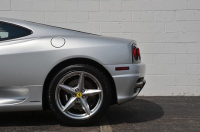 Used 1999 Ferrari 360 Modena Used 1999 Ferrari 360 Modena for sale Sold at Cauley Ferrari in West Bloomfield MI 53