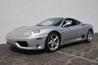 Used 1999 Ferrari 360 Modena Used 1999 Ferrari 360 Modena for sale Sold at Cauley Ferrari in West Bloomfield MI 55