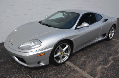 Used 1999 Ferrari 360 Modena Used 1999 Ferrari 360 Modena for sale Sold at Cauley Ferrari in West Bloomfield MI 56