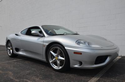 Used 1999 Ferrari 360 Modena Used 1999 Ferrari 360 Modena for sale Sold at Cauley Ferrari in West Bloomfield MI 68