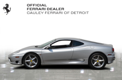Used 1999 Ferrari 360 Modena Used 1999 Ferrari 360 Modena for sale Sold at Cauley Ferrari in West Bloomfield MI 9