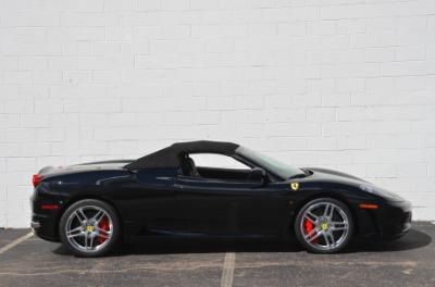 Used 2006 Ferrari F430 Spider F1 Spider Used 2006 Ferrari F430 Spider F1 Spider for sale $159,900 at Cauley Ferrari in West Bloomfield MI 12