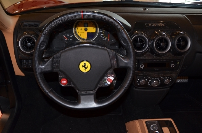 Used 2007 Ferrari F430 F1 Spider Used 2007 Ferrari F430 F1 Spider for sale Sold at Cauley Ferrari in West Bloomfield MI 33