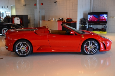 Used 2007 Ferrari F430 F1 Spider Used 2007 Ferrari F430 F1 Spider for sale Sold at Cauley Ferrari in West Bloomfield MI 9