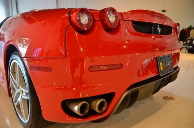 Used 2007 Ferrari F430 F1 Spider Used 2007 Ferrari F430 F1 Spider for sale Sold at Cauley Ferrari in West Bloomfield MI 18