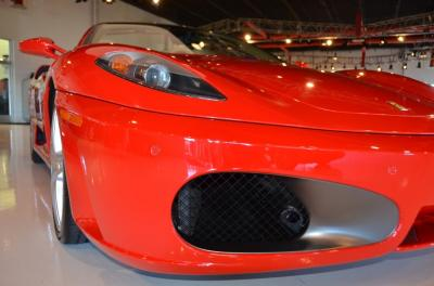 Used 2007 Ferrari F430 F1 Spider Used 2007 Ferrari F430 F1 Spider for sale Sold at Cauley Ferrari in West Bloomfield MI 22