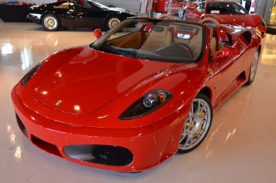Used 2007 Ferrari F430 F1 Spider Used 2007 Ferrari F430 F1 Spider for sale Sold at Cauley Ferrari in West Bloomfield MI 3
