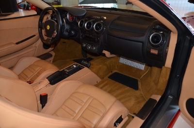 Used 2007 Ferrari F430 F1 Spider Used 2007 Ferrari F430 F1 Spider for sale Sold at Cauley Ferrari in West Bloomfield MI 39