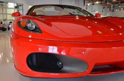 Used 2007 Ferrari F430 F1 Spider Used 2007 Ferrari F430 F1 Spider for sale Sold at Cauley Ferrari in West Bloomfield MI 11