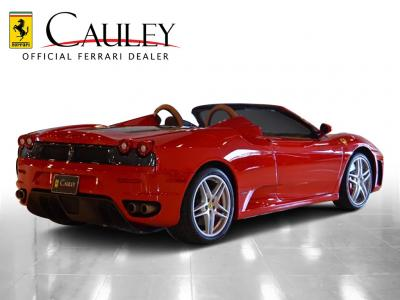 Used 2007 Ferrari F430 F1 Spider Used 2007 Ferrari F430 F1 Spider for sale Sold at Cauley Ferrari in West Bloomfield MI 6