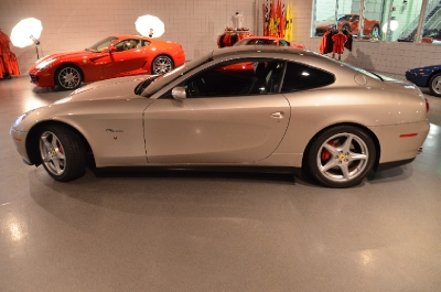Used 2005 Ferrari 612 Scaglietti Used 2005 Ferrari 612 Scaglietti for sale Sold at Cauley Ferrari in West Bloomfield MI 10