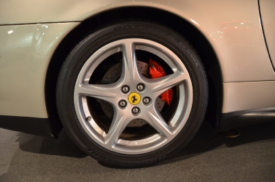 Used 2005 Ferrari 612 Scaglietti Used 2005 Ferrari 612 Scaglietti for sale Sold at Cauley Ferrari in West Bloomfield MI 13