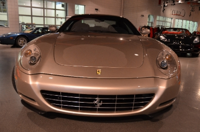 Used 2005 Ferrari 612 Scaglietti Used 2005 Ferrari 612 Scaglietti for sale Sold at Cauley Ferrari in West Bloomfield MI 4