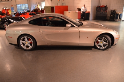 Used 2005 Ferrari 612 Scaglietti Used 2005 Ferrari 612 Scaglietti for sale Sold at Cauley Ferrari in West Bloomfield MI 6