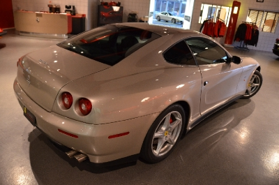 Used 2005 Ferrari 612 Scaglietti Used 2005 Ferrari 612 Scaglietti for sale Sold at Cauley Ferrari in West Bloomfield MI 7