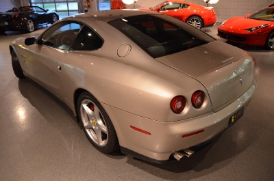 Used 2005 Ferrari 612 Scaglietti Used 2005 Ferrari 612 Scaglietti for sale Sold at Cauley Ferrari in West Bloomfield MI 9