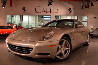 Used 2005 Ferrari 612 Scaglietti Used 2005 Ferrari 612 Scaglietti for sale Sold at Cauley Ferrari in West Bloomfield MI 1