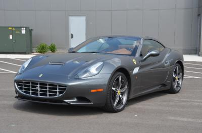 Used 2014 Ferrari California Used 2014 Ferrari California for sale Sold at Cauley Ferrari in West Bloomfield MI 21