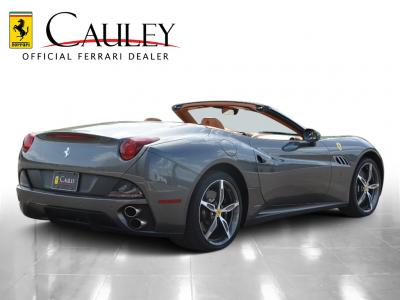 Used 2014 Ferrari California Used 2014 Ferrari California for sale Sold at Cauley Ferrari in West Bloomfield MI 6