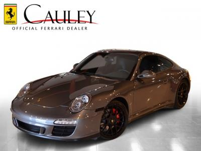 Used 2012 Porsche 911 Carrera 4 GTS Used 2012 Porsche 911 Carrera 4 GTS for sale Sold at Cauley Ferrari in West Bloomfield MI 3
