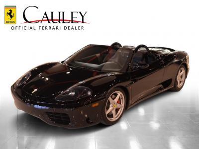 Used 2004 Ferrari 360 Spider F1 Used 2004 Ferrari 360 Spider F1 for sale Sold at Cauley Ferrari in West Bloomfield MI 11