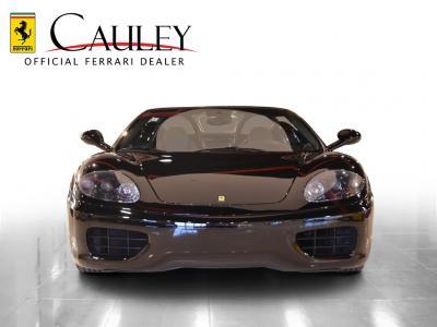 Used 2004 Ferrari 360 Spider F1 Used 2004 Ferrari 360 Spider F1 for sale Sold at Cauley Ferrari in West Bloomfield MI 3