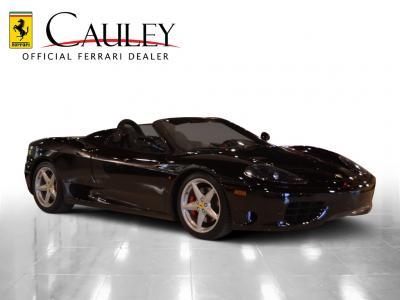 Used 2004 Ferrari 360 Spider F1 Used 2004 Ferrari 360 Spider F1 for sale Sold at Cauley Ferrari in West Bloomfield MI 4