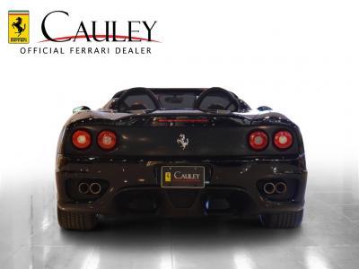 Used 2004 Ferrari 360 Spider F1 Used 2004 Ferrari 360 Spider F1 for sale Sold at Cauley Ferrari in West Bloomfield MI 7