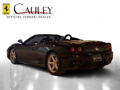 Used 2004 Ferrari 360 Spider F1 Used 2004 Ferrari 360 Spider F1 for sale Sold at Cauley Ferrari in West Bloomfield MI 8
