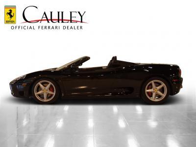 Used 2004 Ferrari 360 Spider F1 Used 2004 Ferrari 360 Spider F1 for sale Sold at Cauley Ferrari in West Bloomfield MI 9