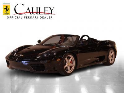 Used 2004 Ferrari 360 Spider F1 Used 2004 Ferrari 360 Spider F1 for sale Sold at Cauley Ferrari in West Bloomfield MI 1