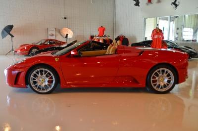 Used 2005 Ferrari F430 Spider Used 2005 Ferrari F430 Spider for sale Sold at Cauley Ferrari in West Bloomfield MI 10