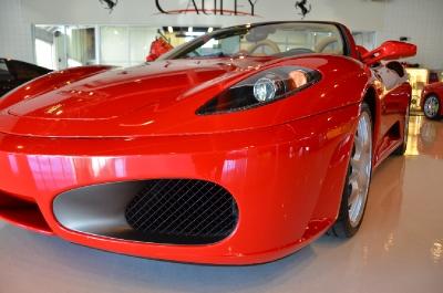 Used 2005 Ferrari F430 Spider Used 2005 Ferrari F430 Spider for sale Sold at Cauley Ferrari in West Bloomfield MI 11