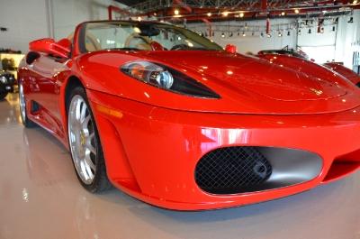 Used 2005 Ferrari F430 Spider Used 2005 Ferrari F430 Spider for sale Sold at Cauley Ferrari in West Bloomfield MI 12