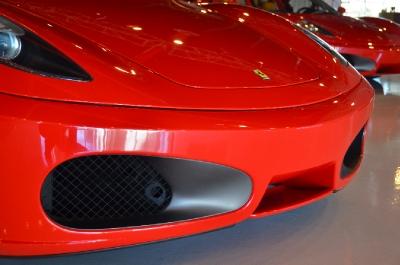 Used 2005 Ferrari F430 Spider Used 2005 Ferrari F430 Spider for sale Sold at Cauley Ferrari in West Bloomfield MI 13