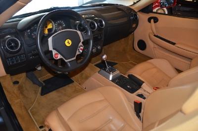 Used 2005 Ferrari F430 Spider Used 2005 Ferrari F430 Spider for sale Sold at Cauley Ferrari in West Bloomfield MI 20
