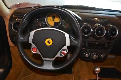 Used 2005 Ferrari F430 Spider Used 2005 Ferrari F430 Spider for sale Sold at Cauley Ferrari in West Bloomfield MI 26