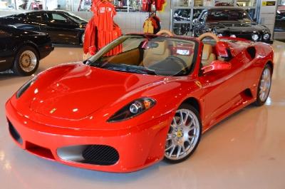 Used 2005 Ferrari F430 Spider Used 2005 Ferrari F430 Spider for sale Sold at Cauley Ferrari in West Bloomfield MI 3